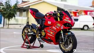 DUCATI MINI 110cc : Bản độ cực ngầu của các dân chơi thailand 💪