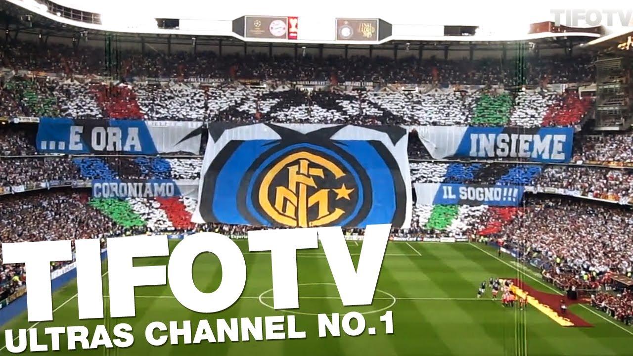 Inter - Milan 4 -2 Curva Nord 2012 Full HD - YouTube