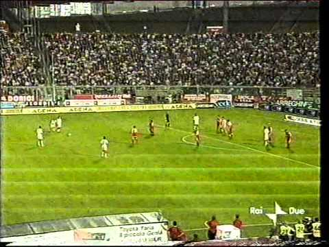 Serie A 2003/2004: Ancona vs AC Milan 0-2 - 2003.09.01 -