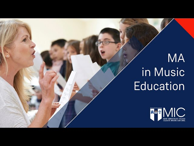 MA in Music Education