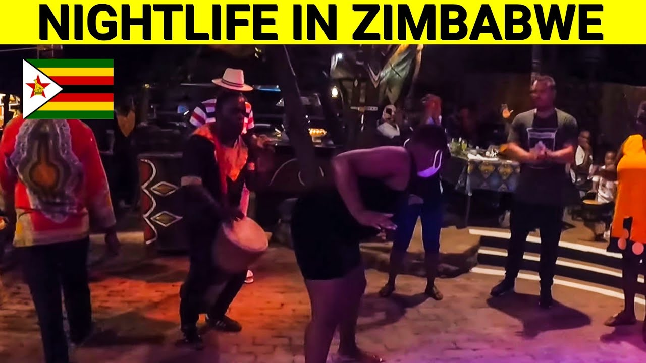 Nightlife In Zimbabwe Is Not What You Think