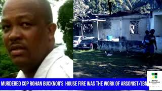 Murd3red Cop Rohan Bucknor Who K!lled His Brother, House Was Destro...