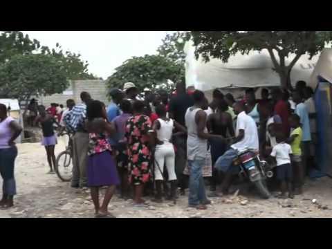 Haiti: IOM response to Tropical Storm Isaac