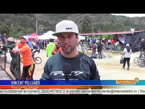 Antioquia dominó válida nacional de BMX en Ubaté [Noticias] - Telemedellín