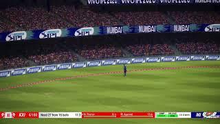IPL2020|MUMBAI INDIANS vs KINGS XI PUNJAB| LIVE T20 MATCH part 2
