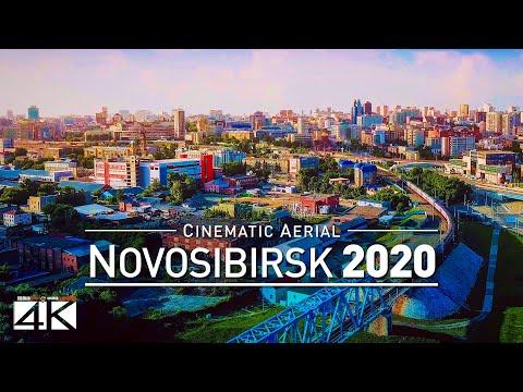 【4K】Drone Footage | Novosibirsk - RUSSIA 2019 ..:: Siberia's Marvellous Metropolis | Новосиби́рск
