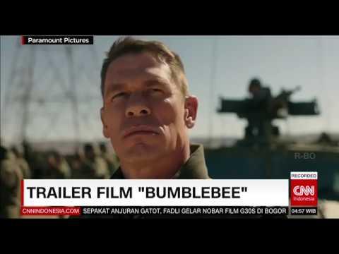 Trailer Film Bumlebee 2018
