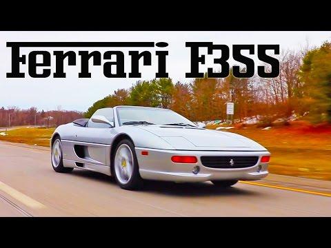 Ferrari F355 Spider -1997 review