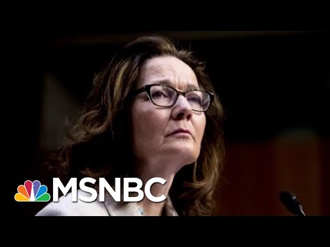 Is Donald Trump White House Blocking CIA Director From Briefing Senate? | The Last Word | MSNBC