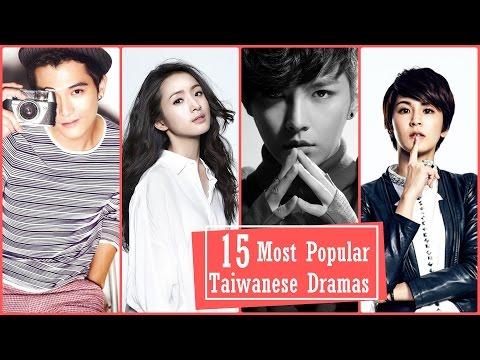 15 Most Popular Taiwanese Dramas