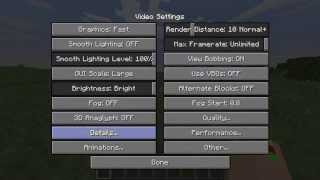 How to setup the optifine settings on minecraft 1.8.1 720p(, 2015-02-13T22:58:44.000Z)