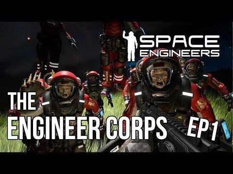 Engineer Corps -  #1 (Sunday Survival) New World, New Crew, New Multiplayer