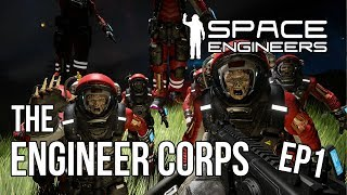Engineer Corps -  #1 (Sunday Survival) New World, New Crew, New Multiplayer