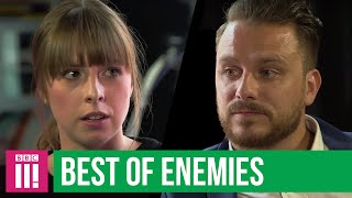 Gambar cover Abi Wilkinson Meets Dapper Laughs | Best of Enemies