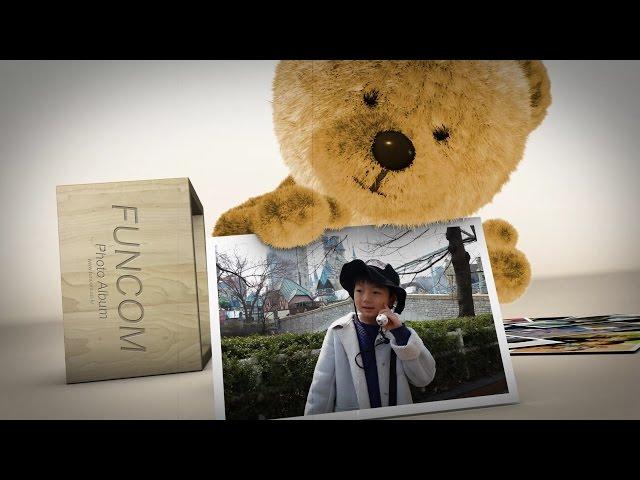 펀컴 포토앨범 3탄 - Teddy Presents