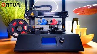 Ortur 4 - High Speed 3D Printer - Update & Prints