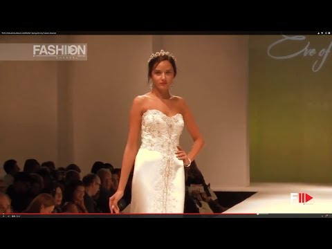 """EVE of MILADI & AMALIA CARRARA"" Spring 2014 by Fashion Channel"