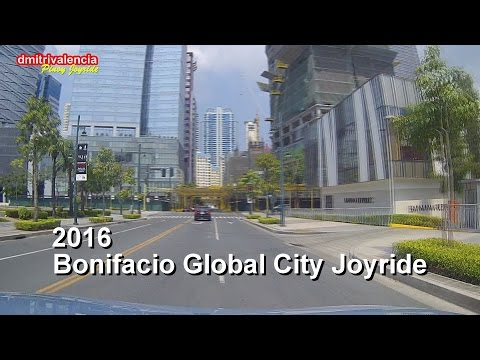 Pinoy Joyride - BGC (Bonifacio Global City) Joyride 2016