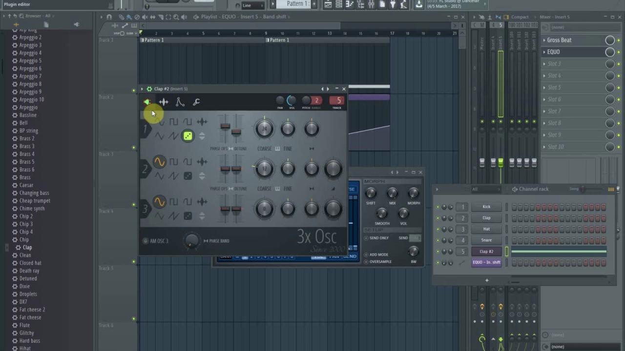 3xosc download fl studio 12