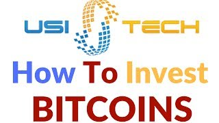 USI-Tech United Software Intelligence Bitcoin Invest Earning Opportunity SignUp Hindi/Urdu