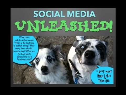"Animal Rescue Marketing presents ""Social Media Unleashed!"""