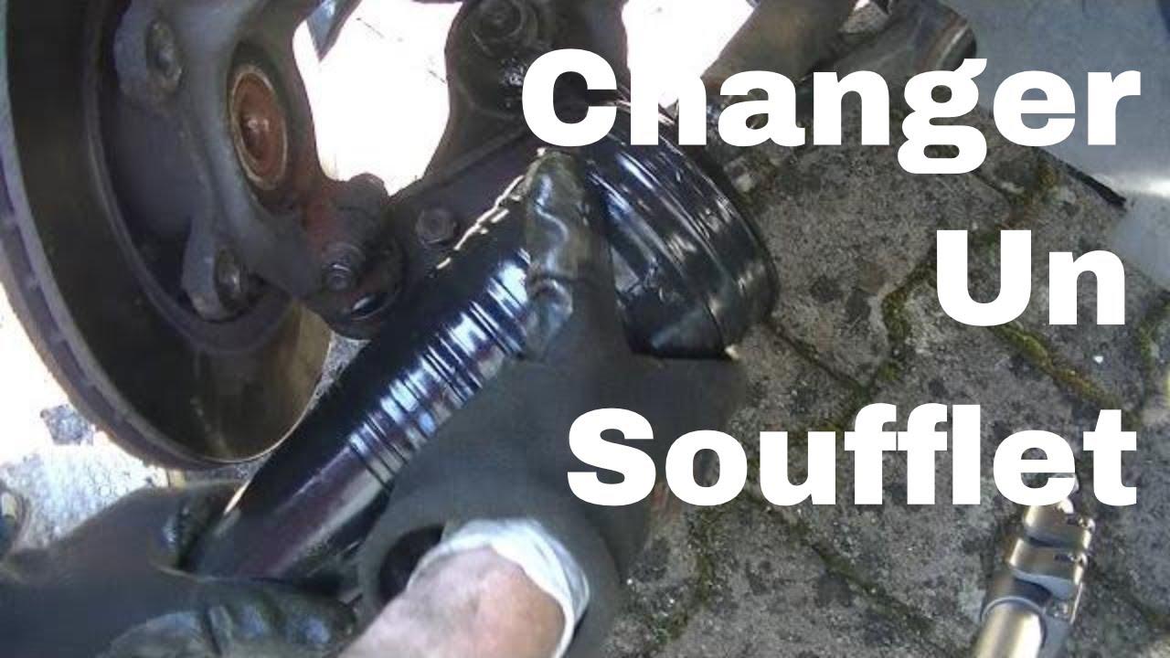 Comment changer un soufflet de cardan sans demontage