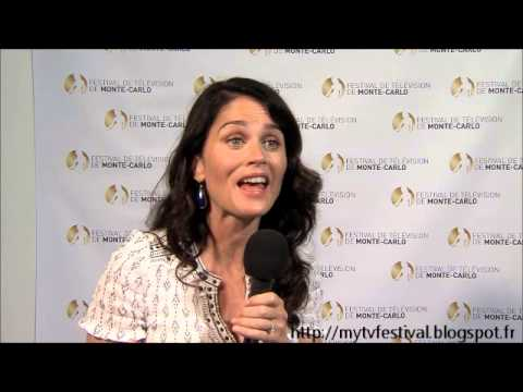 My TV Festival Interview: Robin Tunney (The Mentalist)