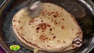 Arusuvai Ithu Thani Suvai 08-09-2017 – Jaya tv cookery Program – Preparation Of Naan & Paneer Butter Masala