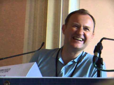 Mark Gatiss on Being Mycroft