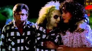 Beetle Juice - Official Trailer (El Super Fantasma) 1988