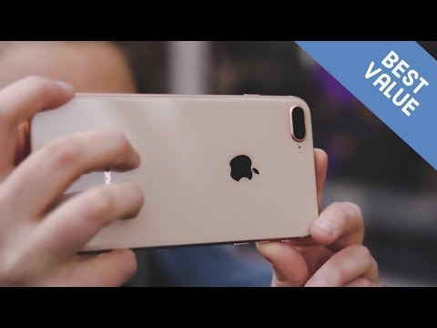 The best value for an iPhone in 2018