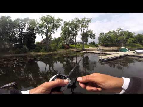 Bassmaster Open Lake Champlain