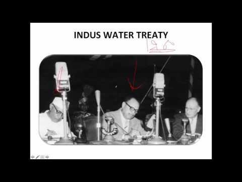 Indus Water Treaty - MUST WATCH