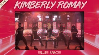 Blue Space Oficial - Kimberly Romay e Ballet - 26.08.18