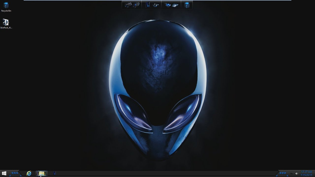 BREED TÉLÉCHARGER GRATUIT ALIENWARE THEME