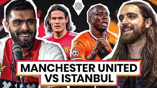 Manchester United 3-1 Istanbul Basaksehir   LIVE Stream Watchalong