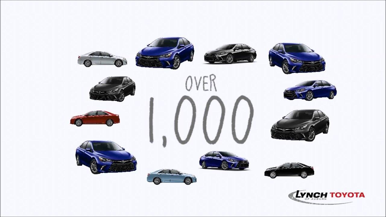 Lynch Toyota Auburn >> Lynch Toyota Of Auburn