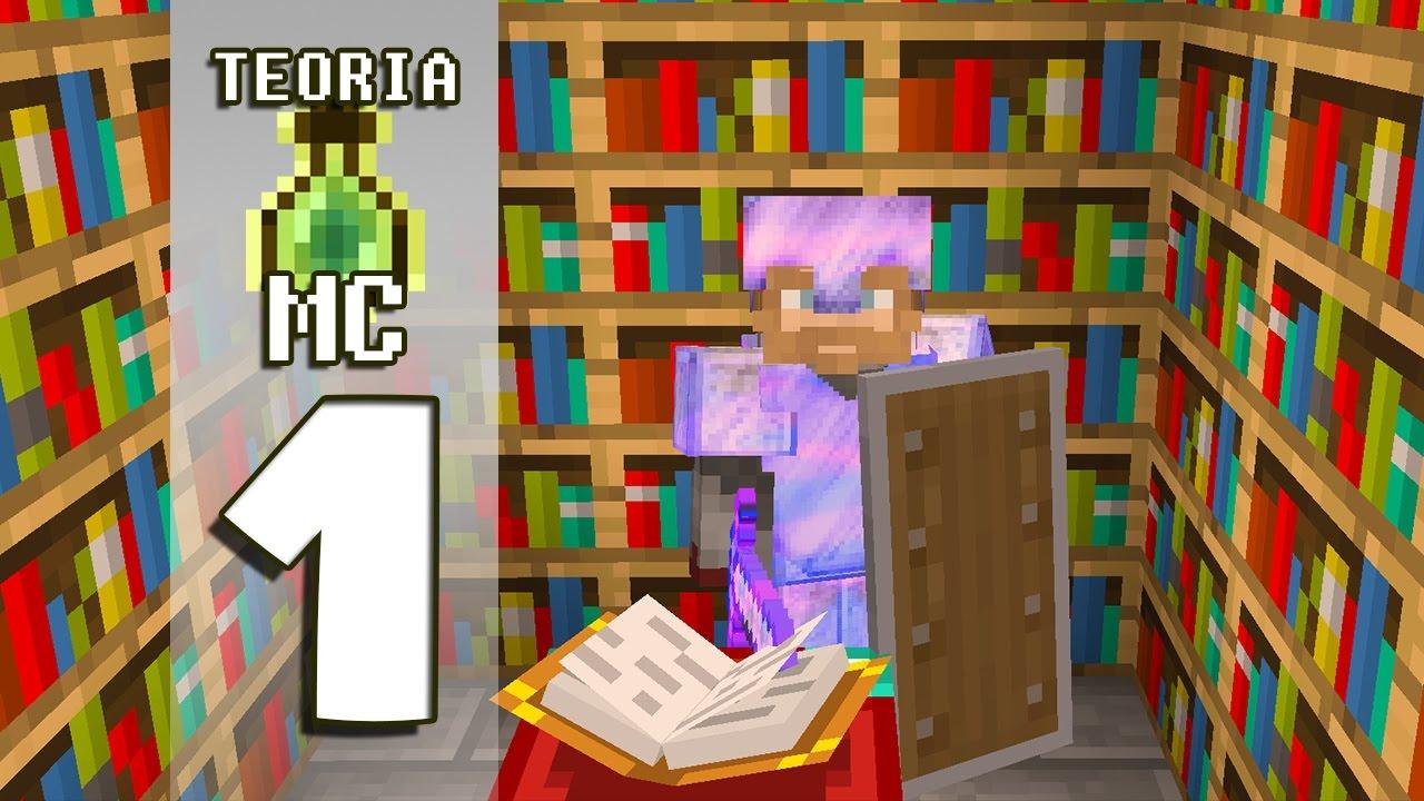 Download #090 | JAK DOSTAĆ NAJLEPSZE ENCHANTY? [PORADNIK] | Teoria Minecrafta E1
