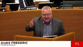 Ma réplique - Séance plénière budget