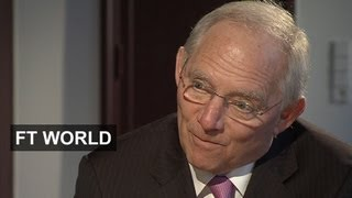 Schäuble: finance minister of the year