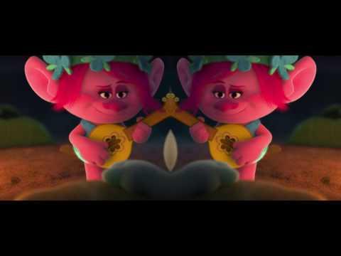 TROLLS sounds of silence - Anna Kendrick ft Belinda