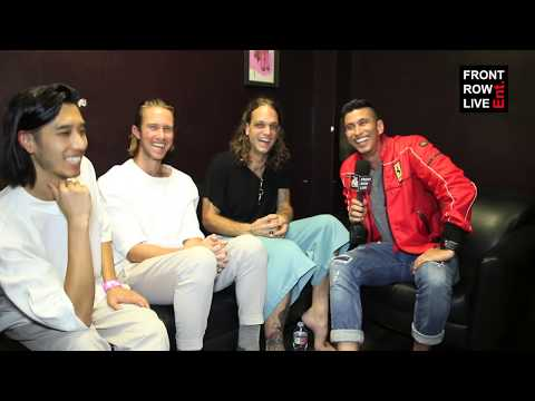 Sir Sly Interview on New Album 'Don't You Worry, Honey'