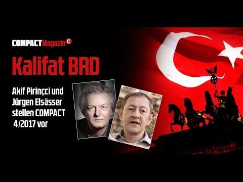 Kalifat BRD: Pirinçci zu COMPACT 4/2017