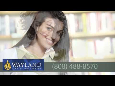 Wayland Baptist University Hawaii Video | University in Hawaii