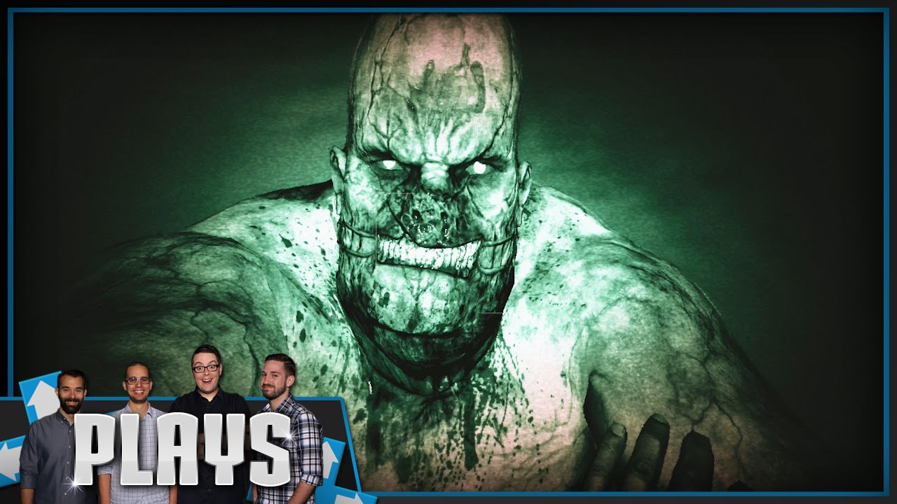 Download How Scary Is Outlast? - Kinda Funny Plays