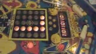 Mr. & Mrs. Pacman pinball machine