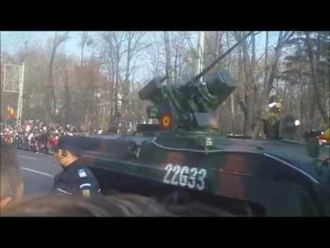 Drum Bun, Drum Bun Toba Bate - 1 Decembrie 2011 Parada Militara HD