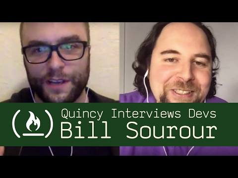 Software Engineer and Dev Mastery founder Bill Sourour - Quincy Interviews Devs