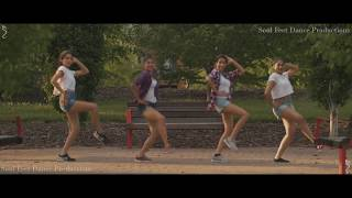 Despacito Bollywood Twist - Luis Fonsi, Daddy Yankee, Justin Bieber - Soul Feet Dance Choreography