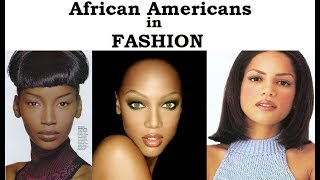 African American Black Fashion Models .. Ultimate TRIBUTE !!!